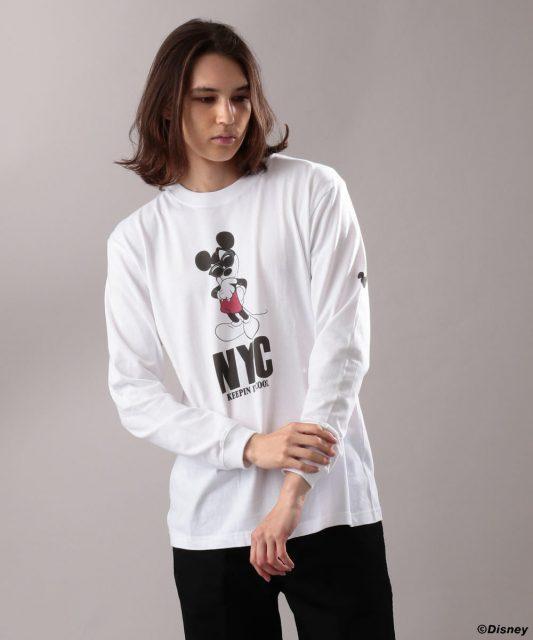 Schott/Disney T-shirts Keepin It Cool