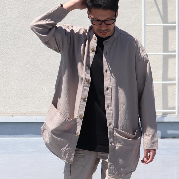 夏に向けたガーデニングコート
