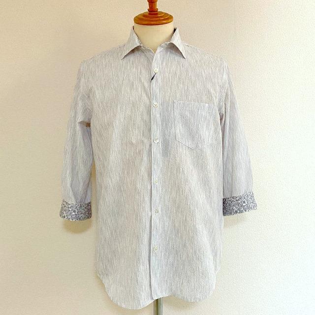 デオドラント縫製シャツ