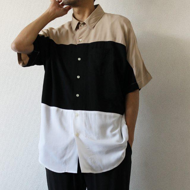 新感覚!竹(バンブー)素材の夏シャツ!