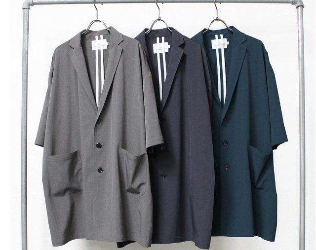 ラペルシャツ~シャツとジャケットの中間