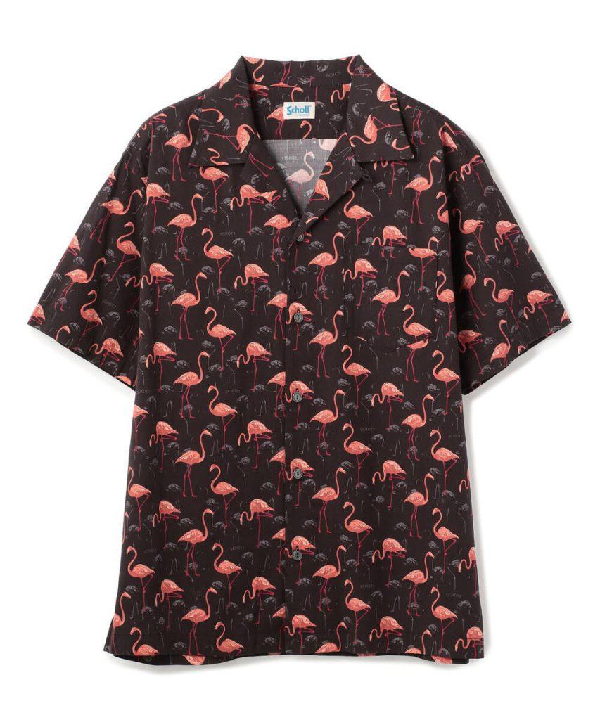 フラミンゴと言えばナクール