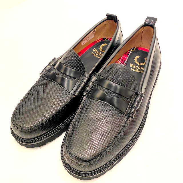 FRED PERRY / G.H.BASS PENNY LOAFER