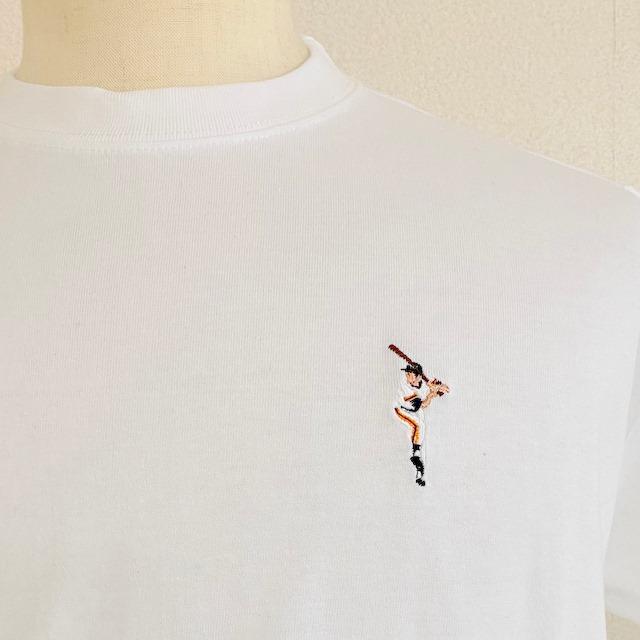 レジェンド刺繍Tシャツ!~Baseball~