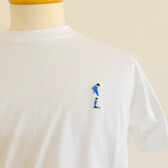レジェンド刺繍Tシャツ!~Football~